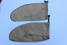 Vintage Roots Dust Bags for Pair of Shoes