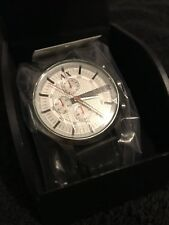 BNIB AX2165 New Genuine Armani Exchange Mens Chronograph Watch RRP £159