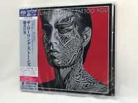The Rolling Stones Tattoo You Japan Limited SHM-SACD from Japan