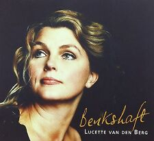LUCETTE VAN DEN BERG - BENKSHAFT   CD NEU
