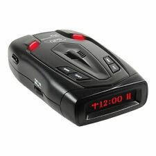 Whistler LR-300GP Laser Radar Detector with Internal GPS and 360 Degree Max Cove