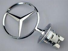 Mercedes w210 w211 w220 Hood Emblem Star GENUINE new