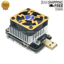 EBD USB Electronic Load QC2.0/3.0 MTK-PE Trigger Voltage Current Capacity Tester