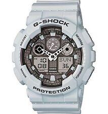 Casio G-Shock GA100LG-8A Ice Gray GA100 Series Watch