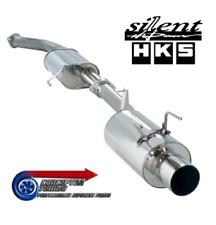 Genuine HKS Silent Hi-Power Cat Back Exhaust - For PS13 S13 Silvia SR20DET