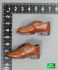 1:6 Scale DID FRINGE Walter Bishop TV-W - Brown Leather-like Shoes