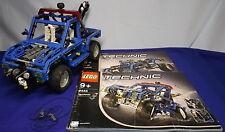 Lego 8435 Technic Allrad Geländewagen Auto von 2004