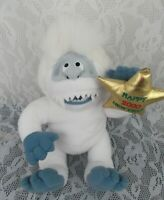 "CVS Misfit Toys Abominable Snowman 1999 New Year 2000 Rudolph 8"" Stuffed Plush"