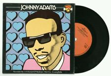 "Johnny Adams - Reconsider Me (four track EP) 7""vinyl 1978 Charly Records CEP 102"