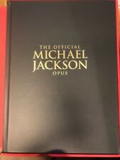 THE OFFICIAL MICHAEL JACKSON OPUS 1st  IN CLAM SHELL BOX