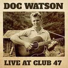 Disques vinyles LP country Doc Watson