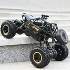 1/16 4WD Remote Control car Off-Road Truck All Terrain Vehicle Kids eletric Toy