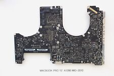 "Apple MacBook Pro 15"" A1286 Mid 2010 Logic Board CPU 2.4GHz i5 GPU GT 330M 256Mb"