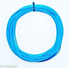 KFZ Kabel Litze Leitung FLRy 1,0mm² 10m blau Fahrzeug Auto LKW Stromkabel FLY