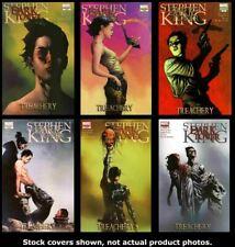 Dark Tower: Treachery 1 2 2/A 4 5 6 Marvel 2008 Complete Set Run Lot 1-6 FN/VF