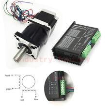 Nema23 101 Planetary Gearbox Stepper Motor L56mm 3a 11nm Driver Cnc Engraver