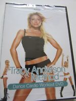 Tracy Anderson Method - Dance Cardio Workout (DVD, 2012) dance brill item