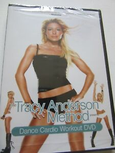 Tracy Anderson Method - Dance Cardio Workout (DVD, 2012) nice