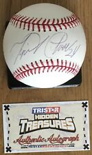 """MIGUEL CABRERA LICENSED """"TRISTAR"""" AUTHENTICATED SIGNED MAJOR LEAGUE BASEBALL"""
