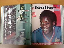 Reliure L'Équipe Magazine 1973 football basket rugby cyclisme athlétisme judo