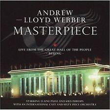 Andrew Lloyd Webber - Masterpeice: Live from Beijing ( DVD + CD ) NEU OVP