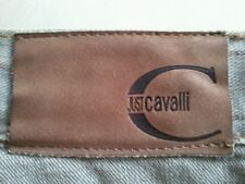 JUST CAVALLI pantaloni jeans tg. 44 Just Cavalli trousers jeans size 30