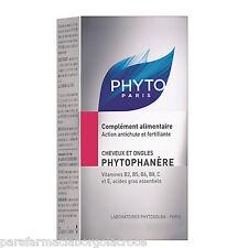 Phyto PHYTOPHANERE Integratore Alimentare Rinforzante Capelli Unghie Anti-Caduta