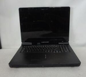 """Dell Alienware M9700i-R1 17.1"""" Core 2 CPU T7600 2.33GHz 3GB 160GB HDD"""