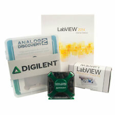 Digilent 471-018 Analog Discovery 2 LabVIEW Bundle