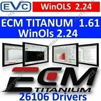 tuning pack ecm titanium banca dati file ori mod e damos winols egr fap off