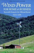 Wind Power for Home & Business: Renewable Energy for the 1990s and-ExLibrary