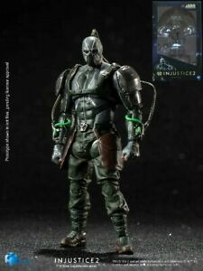 Hiya Toys DC Comics Injustice 2 Bane 1:18 Scale Action Figure Brand New In Stock