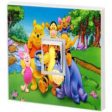 Winnie The Pooh Pegatina/piel cubierta de interruptor de la luz