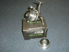 Garbolino Supercaster 535G Feeder Reel + Spare Spool Fishing tackle