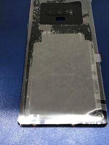 Samsung Note 9 Back Glass OEM Original Genuine Back Cover W Cam Glass