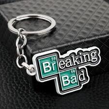 Porte Clés NEUF en métal ( Keychain ) - Breaking Bad