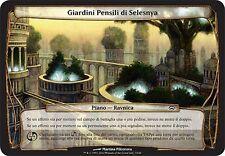 PLANECHASE PLANE PIANO Giardini Pensili di Selesnya - Loft Gardens MAGIC PCh Ita