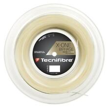 Tecnifibre X-One Biphase - Natural -200M/660 ft - Authorized Dealer -