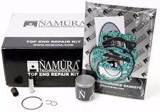 1998-2008 KTM SX65/XC Namura Top End Rebuild Piston Kit Rings Gaskets Bearing A