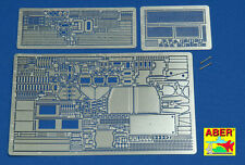 1/35 ABER 35155 UPGRATE SET for GERMAN PANZER II LUCHS  - for  TASCA kit