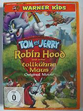 Tom & Jerry - Robin Hood und seine tollkühne Maus - Warner Kids, Katze & Maus