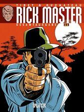 Rick Master Gesamtausgabe 11  Splitter Verlag TOP