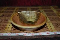 "Glenn Burris Northwest Studio Art Pottery Bowl - Signed Burris 5 1/4""x1 1/2"""