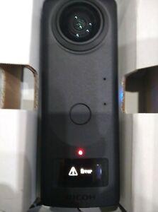 Ricoh Theta Z1 camera - faulty