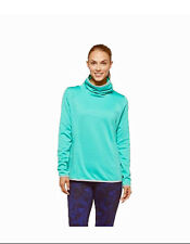 C9 Champion® Women's Tech Fleece Pullover GREENBERRY SIZE XS NEW RETAIL $27