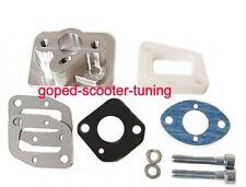 Ansaugstutzen Mach1 Benzin Scooter Evo2x 43/49/63/71ccm Intake manifold 020503