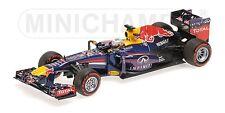 Red Bull Rb9 Sebastian Vettel Winner Gp Brazil World Champion 2013 1:43 Model