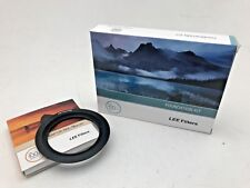 Lee Filters 72mm Wide angle ring and Foundation filter kit