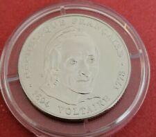 ESSAI 5 Francs  VOLTAIRE 1994  -  Nickel -