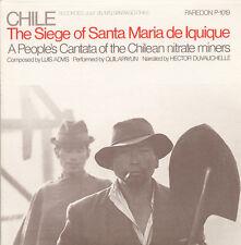 Quilapay n - Chile: Seige of Santa Maria de Iquique [New CD]